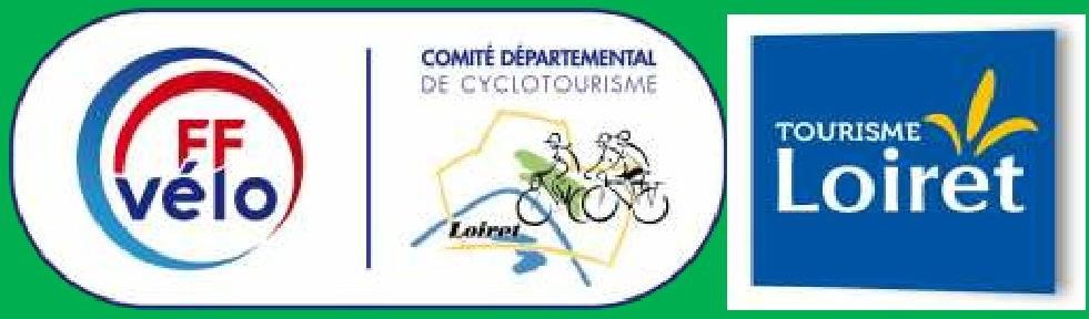 COMITE DU LOIRET DE CYCLOTOURISME